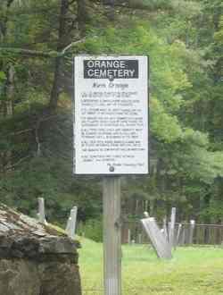 North Orange Cemetery