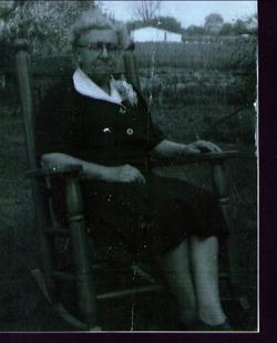 Flora Jane <i>Scott</i> Keller Askren