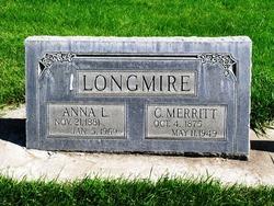 Anna Louisa <i>Shanks</i> Longmire