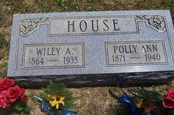 Polly Anna Sissy <i>Willard</i> House