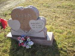 Margaret J <i>Dix</i> Allen