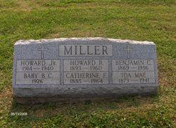 Benjamin Curtis Miller