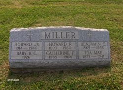 Ida Mae <i>Guy</i> Miller