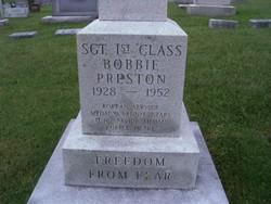 Robert Bobbie Preston