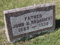 John Hurst Broadbent