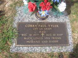 Capt Corry Paul Tyler