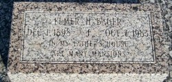 Elmer Hans Bauer