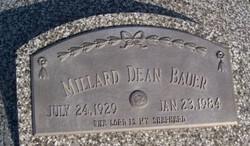 Millard Dean Bauer