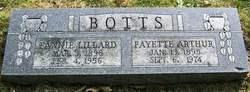 Fayette Arthur Botts
