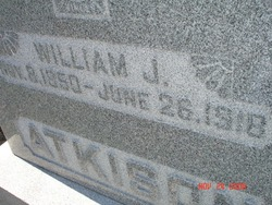 William J. Atkison
