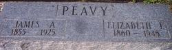 James Archibald Peavy