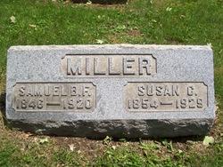 Samuel Benjamin Franklin Miller