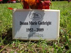 Deann Marie Gathright
