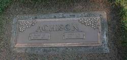 Harry Wilbur Achison