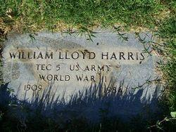 William Lloyd Harris