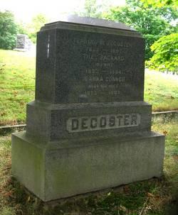 Joanna <i>Conner</i> DeCoster