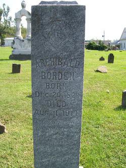 Archibald Borden