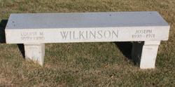 Louise Margaret <i>Uebele</i> Wilkinson