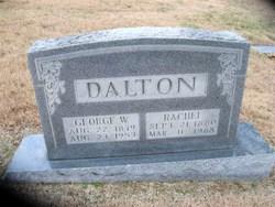 Rachel <i>Harper</i> Dalton