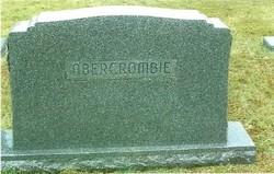 Lettie <i>Stone</i> Abercrombie