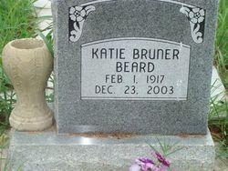 Katie <i>Bruner</i> Beard