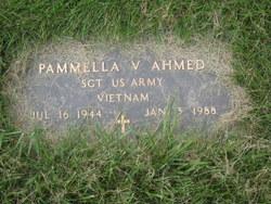 Sgt Pammella V Ahmed