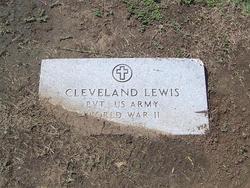 Cleveland Lewis