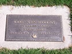Karl John Hawkins