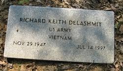 Richard Keith Delashmit