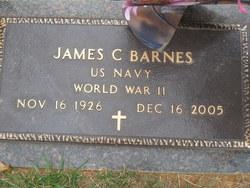 James C Barnes