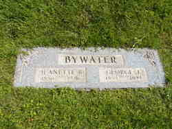 Jeanette Russell <i>Yeates</i> Bywater