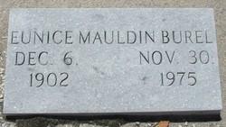 Eunice <i>Mauldin</i> Burel