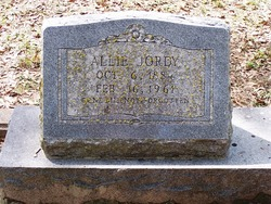 Allie M Jordy