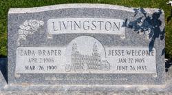 Zada Mae <i>Draper</i> Livingston