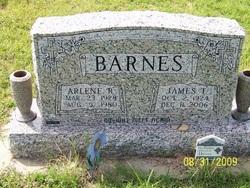 Arlene Ramona <i>Harrell</i> Barnes