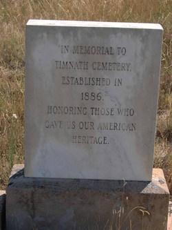 Timnath Cemetery