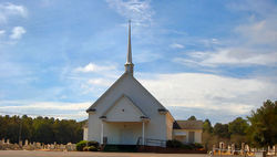 Ebenezer United Methodist Church & Cemetery