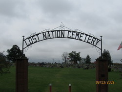 Lost Nation Cemetery