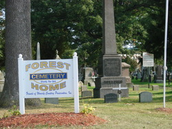 Forest Home Cemetery