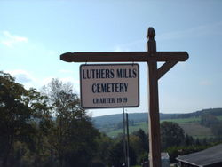 Luthers Mills Cemetery