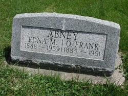 Edna Marie <i>West</i> Abney