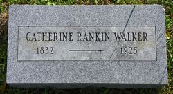 Catherine <i>Rankin</i> Walker