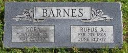 Rufus A. Barnes