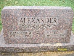 Fred V. Alexander