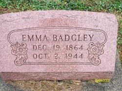 Emma Badgley
