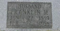 Franklin Monroe Burks