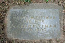 George Washington Pittman, Jr
