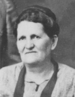 Mary Agnes <i>Riggs</i> Johnson