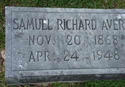 Samuel Richard Avery