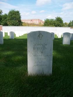 John W Bixby, Jr